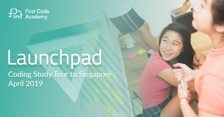 First Code Launchpad Singapore