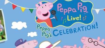 Peppa Pig first time in Macau!