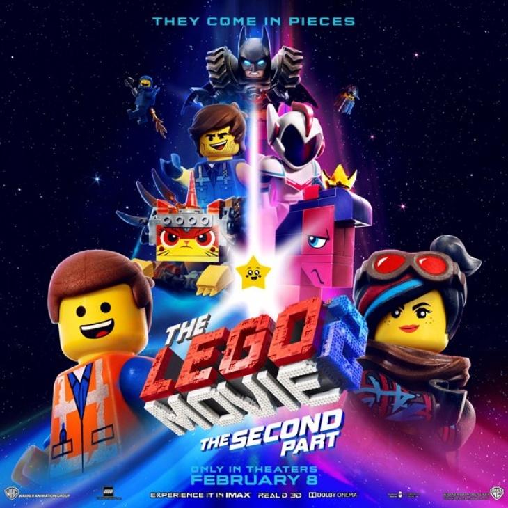 The Lego Movie 2 @ Cinema City