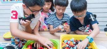 Little STEAMakers (Tublocks Program) @ Fairchild Junior Academy
