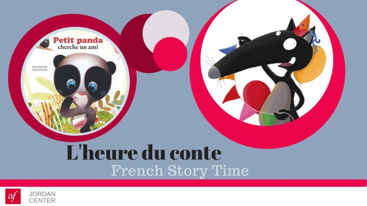 French Story Time - L'heure du conte