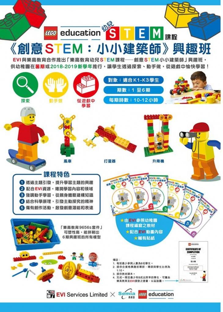 LEGO Education: STEM class