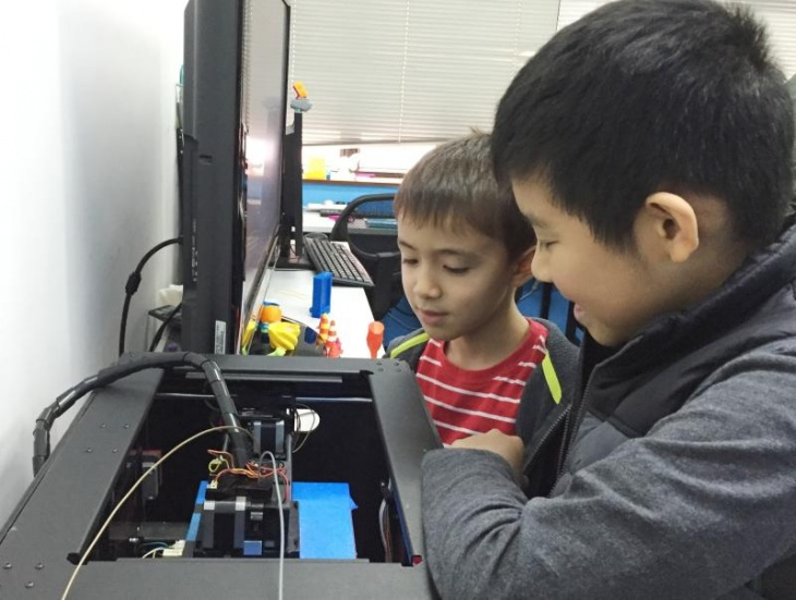 CNY 3D Printing Workshop - Mini Robot (5-12yrs)