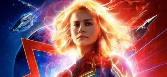 Captain Marvel @ Cinema City