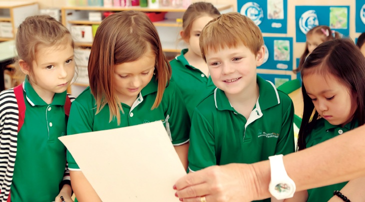 Preparing Your Child for Primary