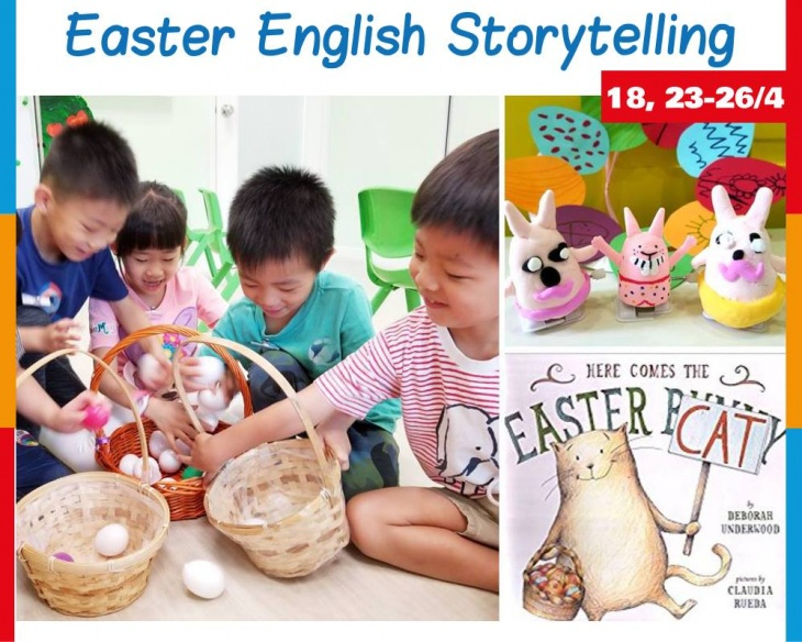 Easter Storytelling Camp