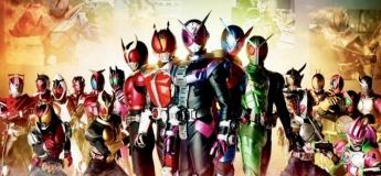 Kamen Rider Heisei Generations Forever @ Cinema City