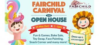 Fairchild Carnival & FJA Open House