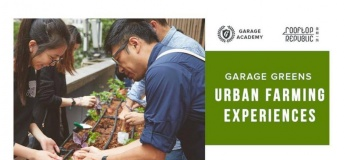Garage Greens Urban Farming Experiences