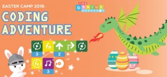 Easter Camp 2019: Coding Adventure