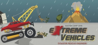 Easter Camp 2019: Extreme Vehicle