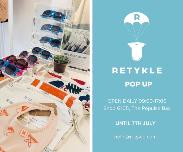 Retykle Pop-Up | Repulse Bay
