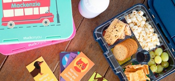 Personalised Bento Box from Stuck On You