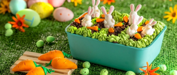 Leap Fun Easter Buffets