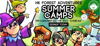 HK Forest Adventures Summer Camp 2019