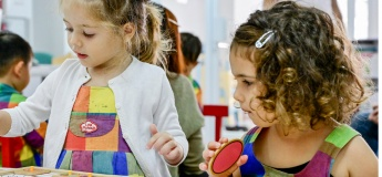 French/English Small-Class Playgroup Mini Pichoun