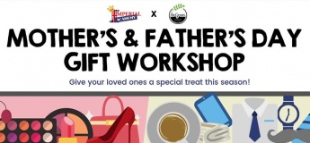 Mother's and Father's Day Gift Workshop