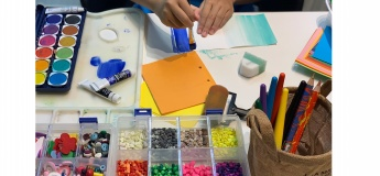 Wellness Art Therapy Workshop (Summer Camp)