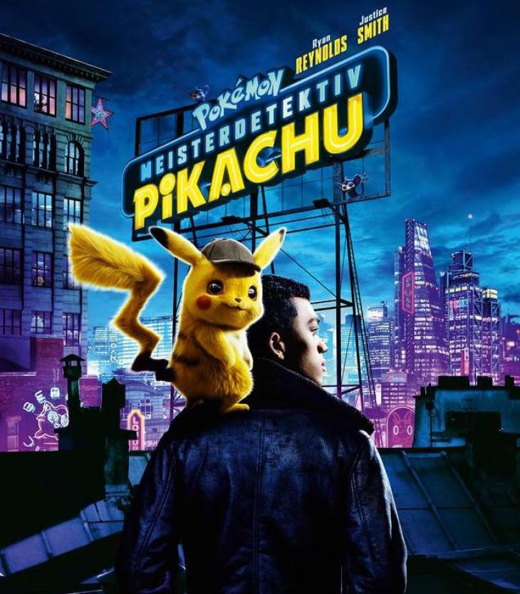POKÉMON Detective Pikachu (Cantonese Version) @ Citywalk