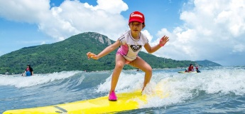 Summer Surf & Adventure Camp