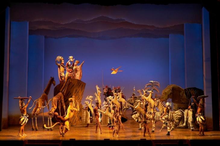 百老匯音樂劇《獅子王》