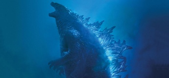 2D Godzilla II: King of the Monsters @ Pacific Place