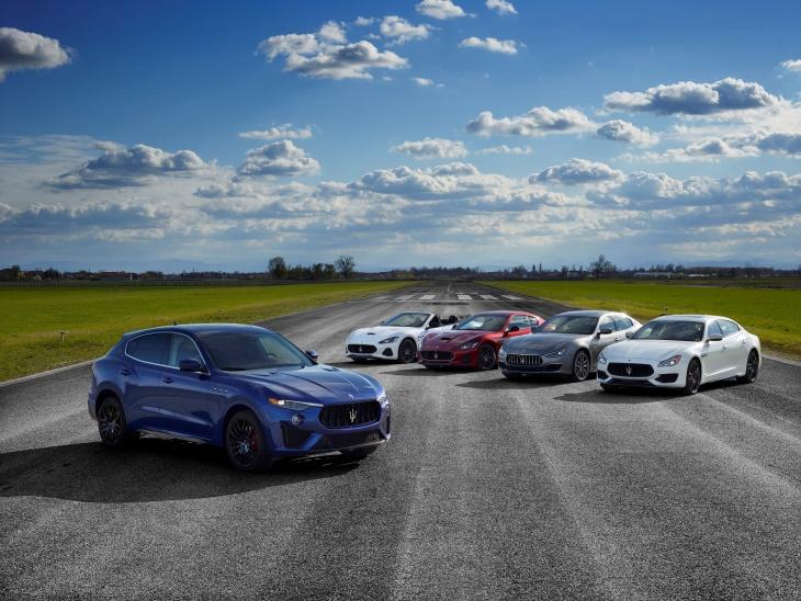 Maserati Father's Day Car Show