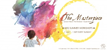 Summer Art Workshops: The Masterpiece