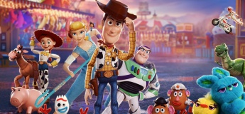 Toy Story 4 @ Cinema City