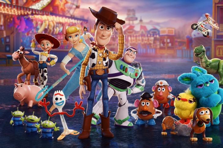 Toy Story 4 @ Cinema City