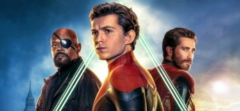 Spider-Man: Far From Home @ Cinema City