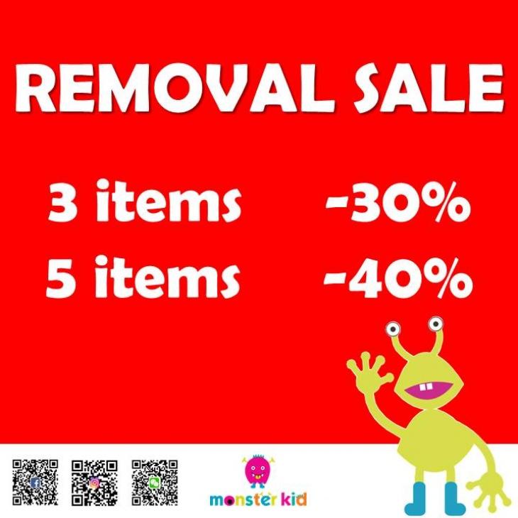 Goodbye Sale
