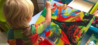 Kids Summer Recycled Art Jamming Workshop TKO Age 3-6