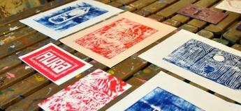 Printmaking Art Workshop