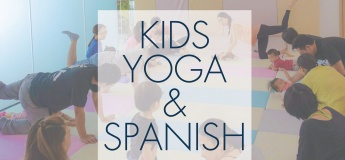 Kids Yoga & Spanish
