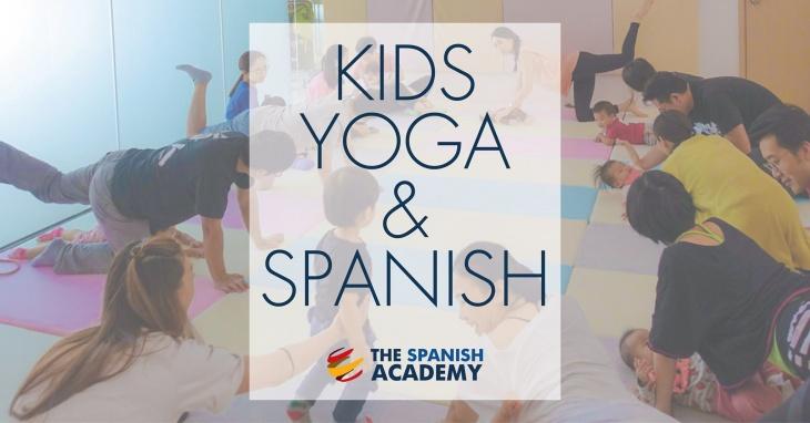 Kids Yoga & Spanish