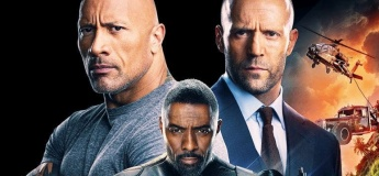 Fast & Furious: Hobbs and Shaw @ Citywalk