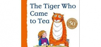 Storytelling Session: The Tiger Who Came to Tea