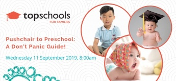 Pushchair to PreSchool - A don't panic guide 2019