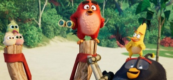 The Angry Birds Movie 2 (English Version) @ Pacific Place