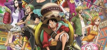 One Piece Stampede @ Cinema City