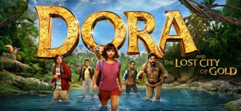 Dora and The Lost City of Gold @ Cinema City