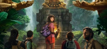 Dora and The Lost City of Gold @ Citywalk