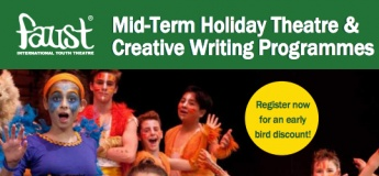 Mid-Term Holiday Programme – It's A Jungle Out Theatre