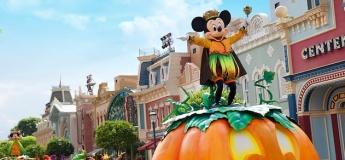 Disney Halloween Time 2019