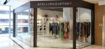 British luxury brand Stella McCartney launches pop-up store  at Florentia Village Hong Enjoy up to 60% off signature womenswear, accessories and other items  Kong