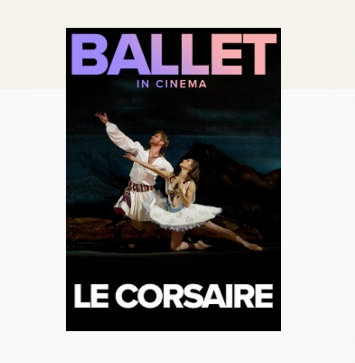Ballet in Cinema - Le Corsaire