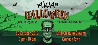 AWA's Halloween Pub Quiz