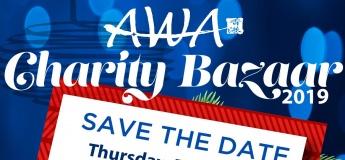 AWA Charity Bazaar 2019