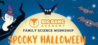 Spooky Halloween Party @ Big Bang Academy